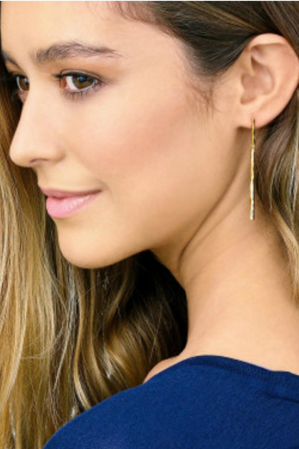 Gorjana Kylie Drop Earrings - Front Full Image