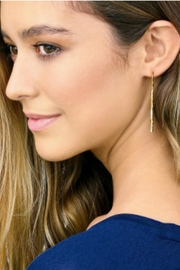 Gorjana Kylie Drop Earrings - Front full body