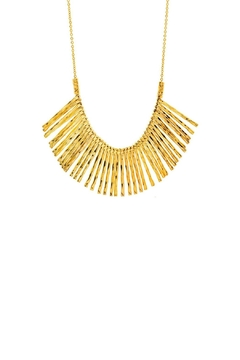 Shoptiques Product: Kylie Fan Necklace