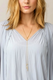 Gorjana Laguna Versatile Necklace - Side cropped