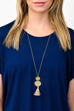 Gorjana Phoenix Tassel Necklace - Alternate List Image