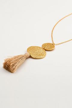 Gorjana Phoenix Tassel Necklace - Product List Image