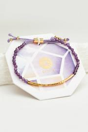 Gorjana Power Gemstone Bracelet - Back cropped