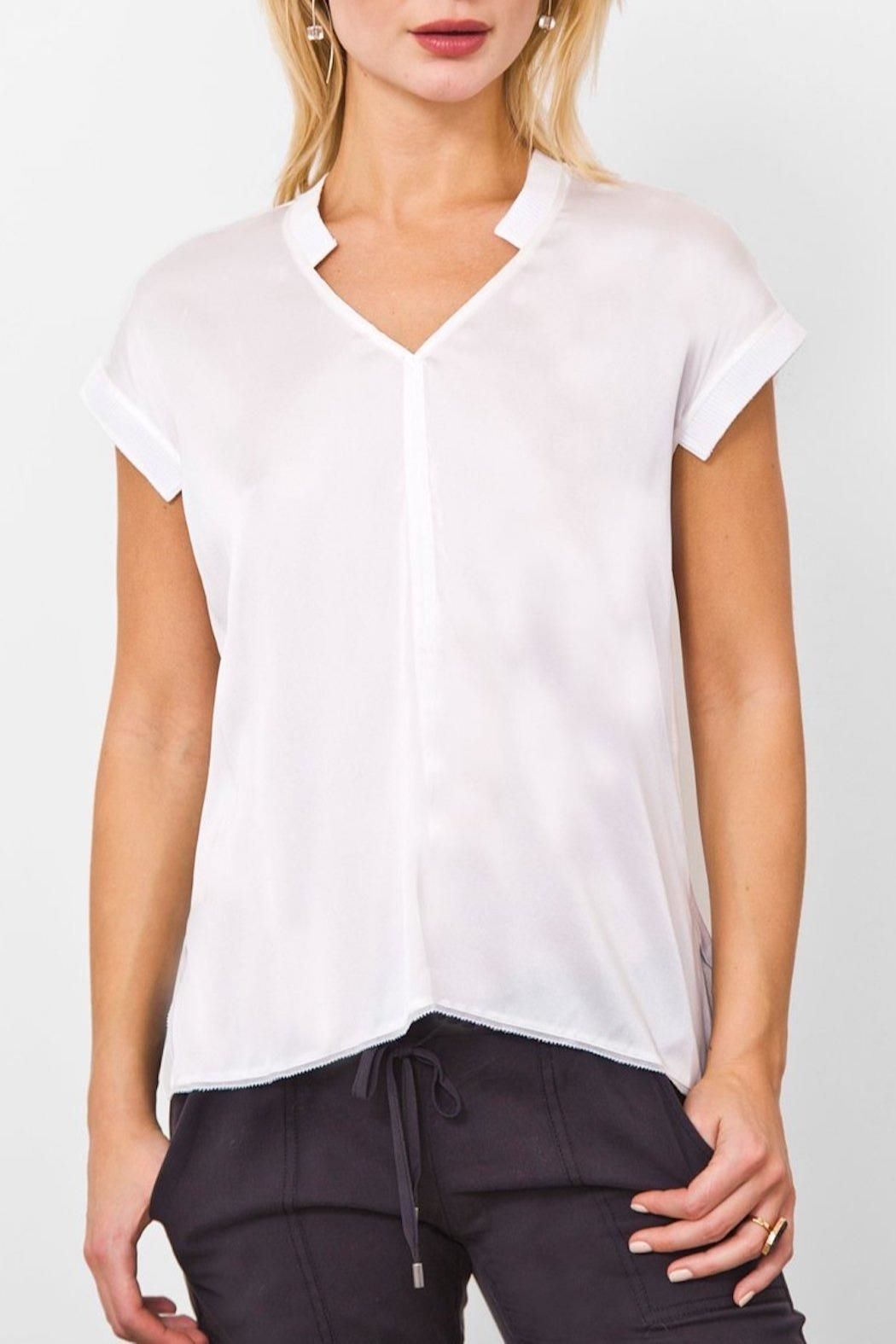 Gosilk Go Anytime Tee - Front Cropped Image