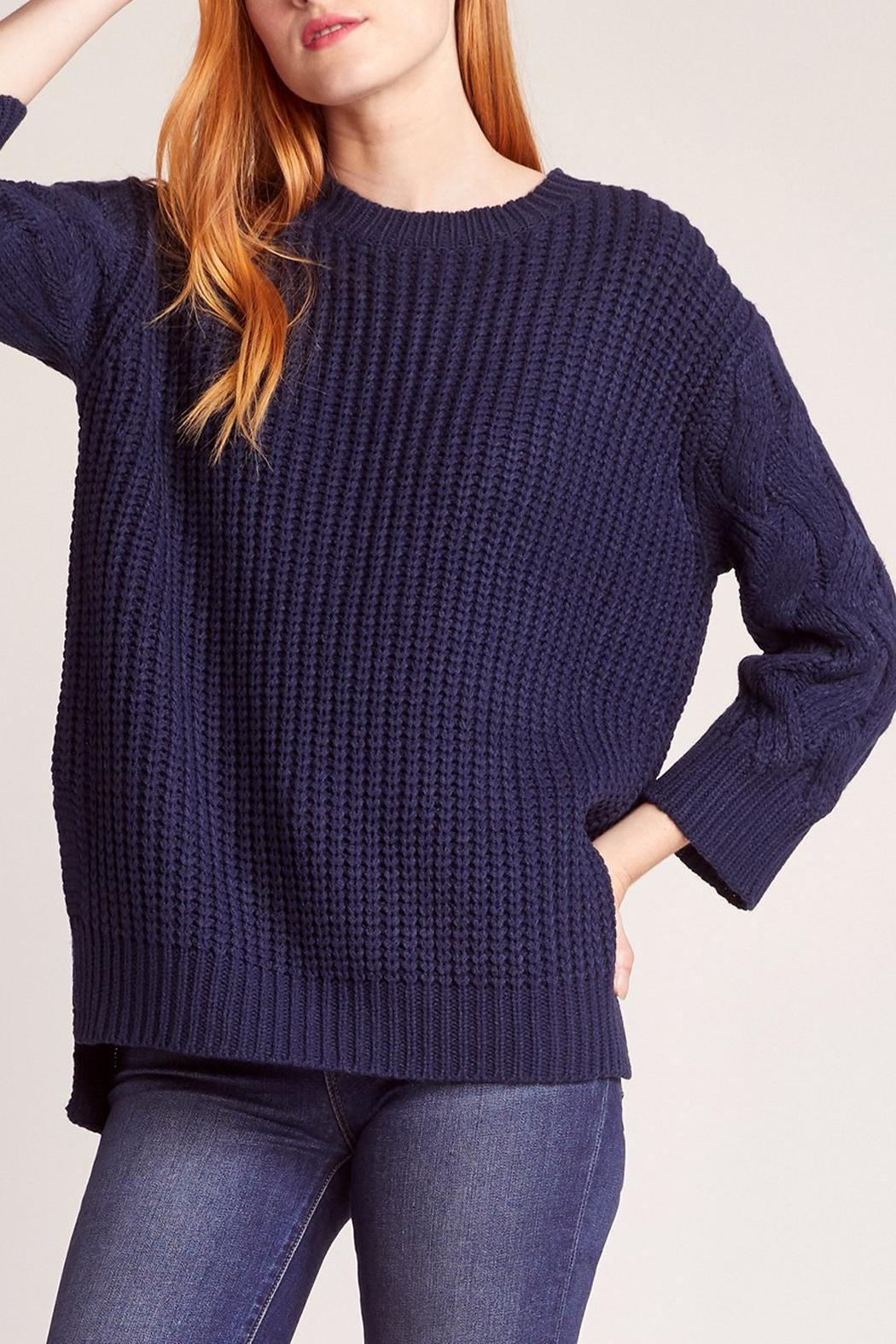 2132d5687bf Jack by BB Dakota Got Cable Sweater from Alaska by The Beauty Room ...