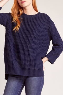 Jack by BB Dakota Got Cable Sweater - Product List Image