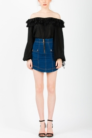 Alice McCall  Got-Me-Good Top - Front full body