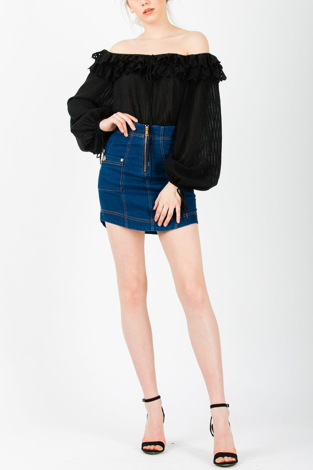 Alice McCall  Got-Me-Good Top - Side Cropped Image