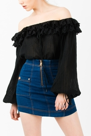 Alice McCall  Got-Me-Good Top - Front cropped