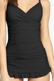 Gottex Skirted Profile Swimsuit - Front cropped