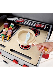 Hape Gourmet Grill - Back cropped