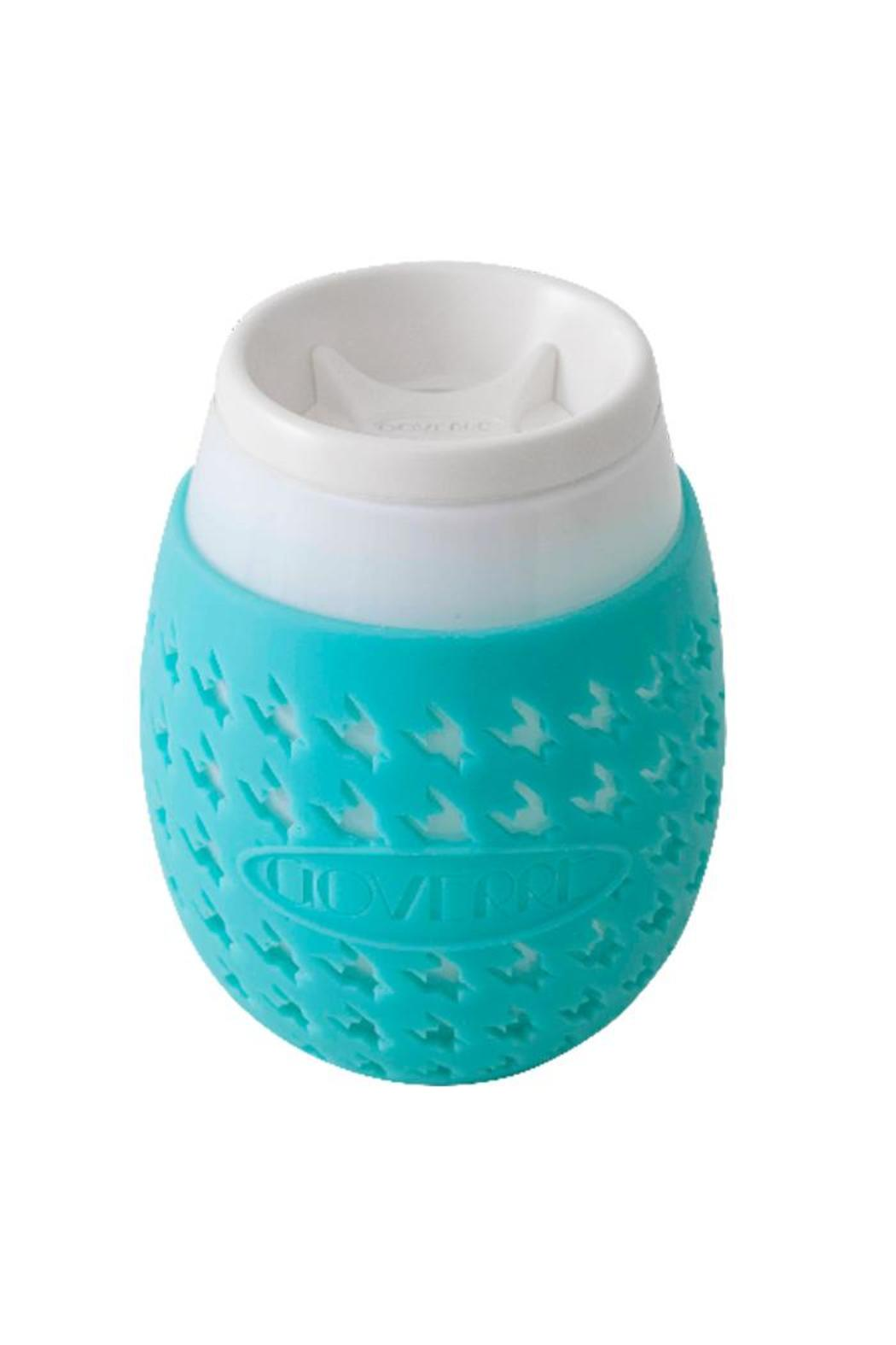 Goverre Turquoise Spill Proof Glass - Main Image