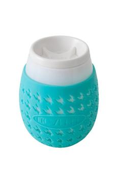 Shoptiques Product: Turquoise Spill Proof Glass