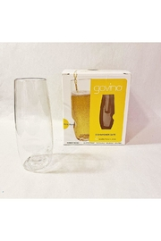 "Govino ""Go Anywhere"" Flute Glasses - Front cropped"