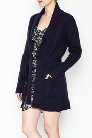Goyol Belted Cashmere Jacket - Product Mini Image
