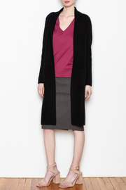 Goyol Cashmere Jacket - Front full body