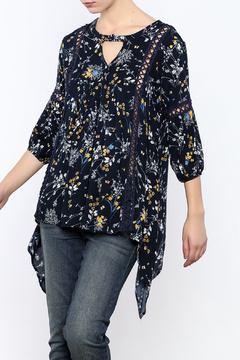 Grace & Lace Peasant Tunic - Product List Image
