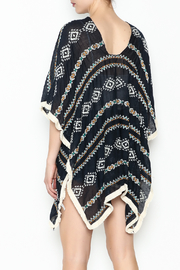 Grace & Emma Aztec Cover Up - Back cropped