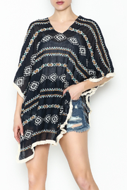 Grace & Emma Aztec Cover Up - Front cropped