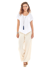 Oh My Gauze Grace Blouse - Front cropped