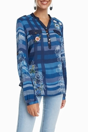 DESIGUAL Grace Blouse - Product Mini Image