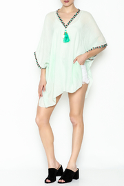 Grace & Emma Boho Cover-Up Top - Product Mini Image