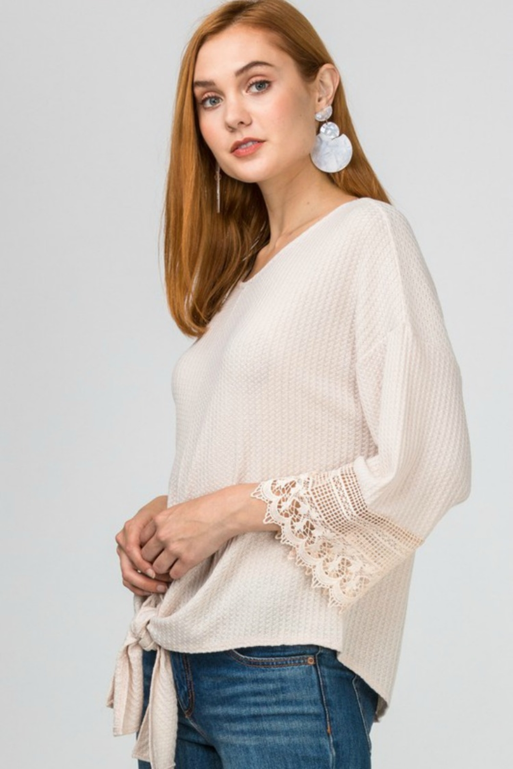 ENTRO  GRACE IN LACE - Front Full Image