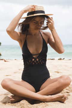 Shoptiques Product: Grace Macrame One Piece