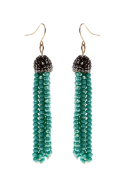 Grace & Emma Maya's Tassel Earrings - Product Mini Image