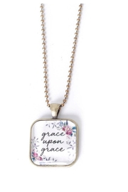 The Vintage Sparrow Grace Necklace - Product Mini Image