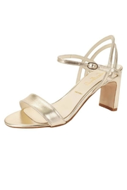 Something Bleu Grace Strappy Heeled-Sandal - Front full body