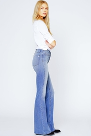 Black Orchid Denim Grace Super Flare - Product Mini Image