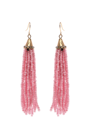 Grace & Emma Trinity's Tassel Earrings - Product Mini Image