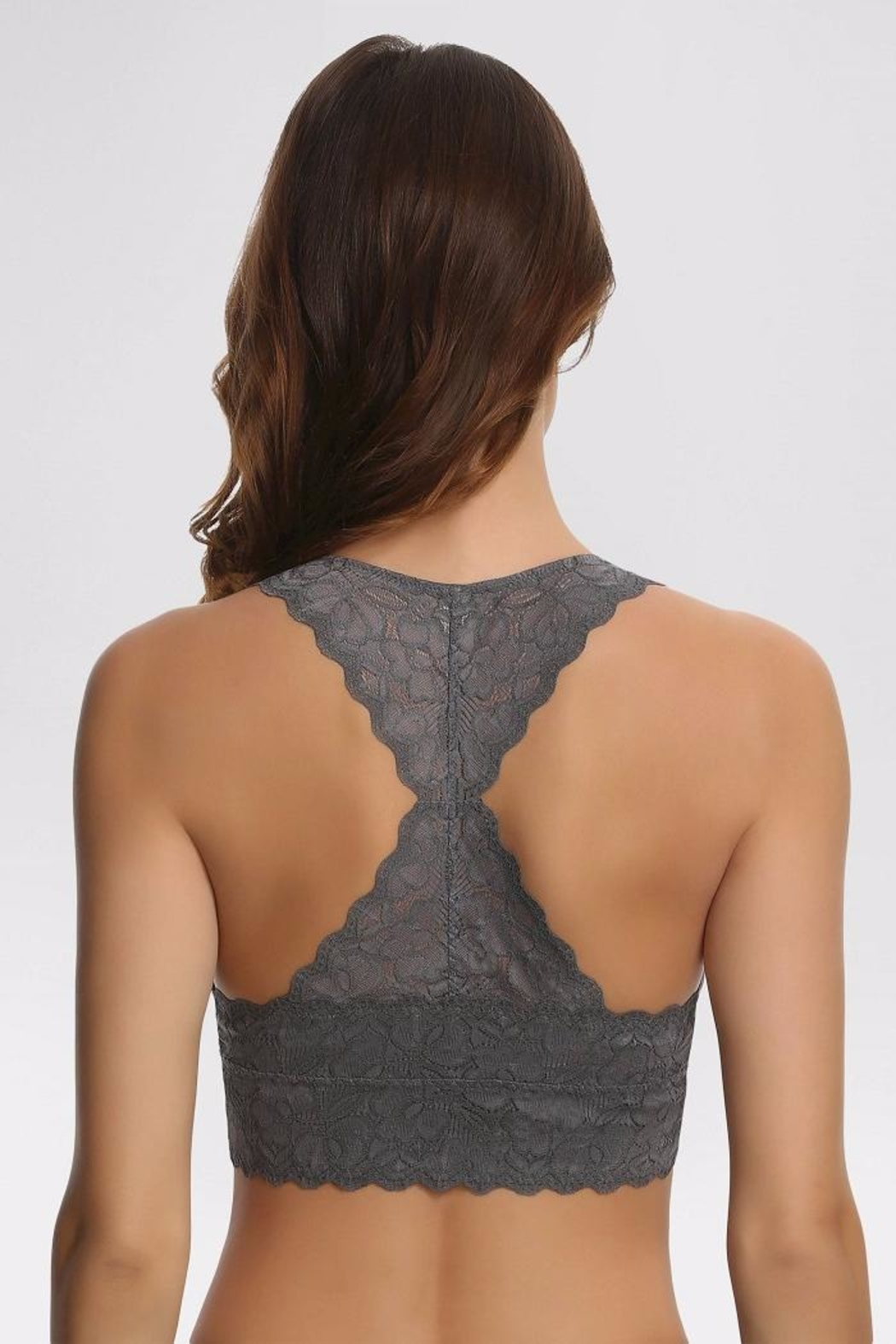 Grace & Lace Lily Lace Bralettes - Front Full Image