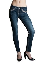 Grace in L.A. Pop Skinny Jean - Product Mini Image