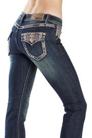 Grace in L.A. Electric Glitz Bootcut - Front cropped