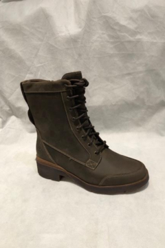 Timberland  Graceyn Waterproof Mid Lace Up Boot - Product List Image