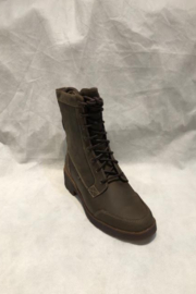 Timberland Graceyn Waterproof Mid Lace Up Boot - Front full body