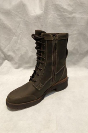 Timberland Graceyn Waterproof Mid Lace Up Boot - Back cropped