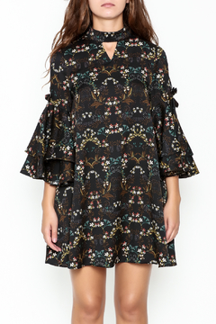 Gracia Floral Dress - Product List Image
