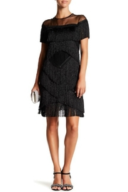 Gracia Fringe See-Through Dress - Product Mini Image