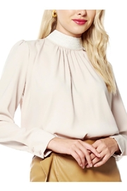 Gracia High Neck Top - Front cropped
