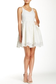Gracia Lace Babydoll Dress - Product Mini Image