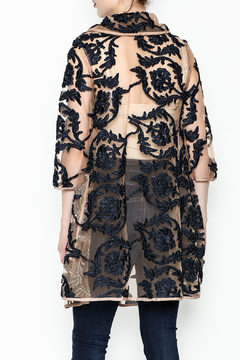 Gracia Embroidered Jacket - Alternate List Image