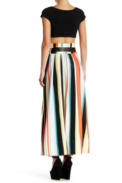 Gracia Multicolor/stripe Maxi Skirt - Alternate List Image