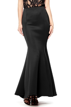 Gracia Neo Prene Maxi Skirt - Product List Image