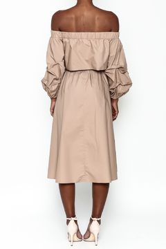 Gracia Off Shoulder Dress - Alternate List Image
