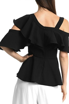 Gracia Off-Shoulder Ruffle Top - Alternate List Image