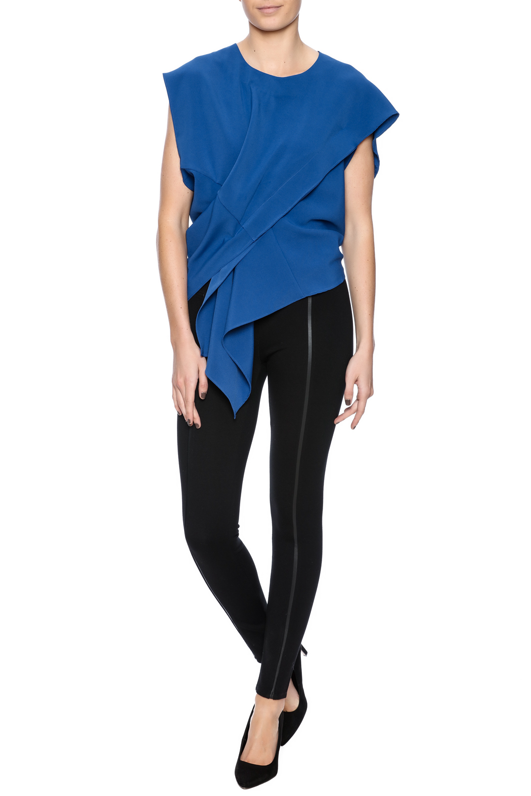 Gracia Origami Top from North Shore by Addicted — Shoptiques - photo#1