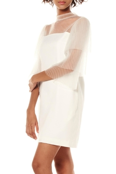 Gracia Pleats Sleeve Dress - Alternate List Image